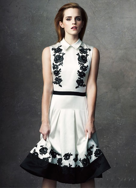 emma watson for the edit magazine oh no they didnt