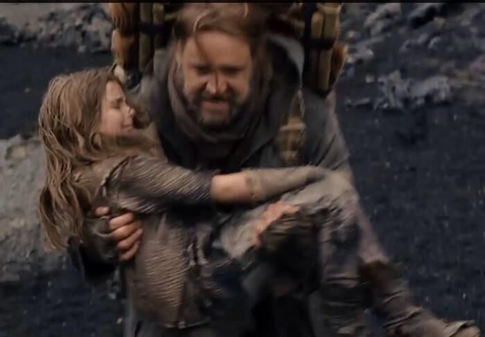 Young Ila (Mini-Emma Watson) Revealed in Darren Aronofsky's 'Noah' - Oh No They Didn't!
