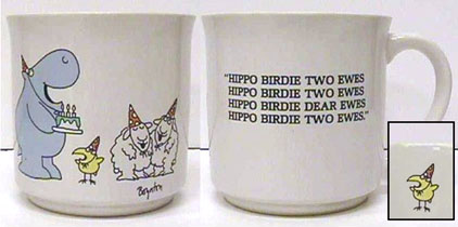 Hippo Birdie Two Ewes