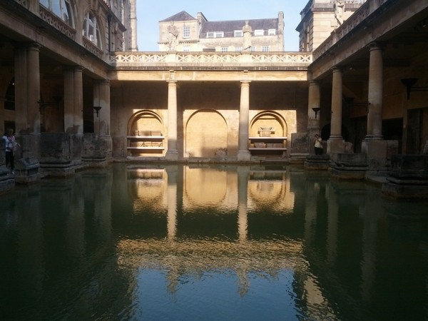 The main bath