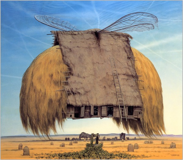 Classic-fantasy-wallpaper-Jacek-Yerka-Express-Deli