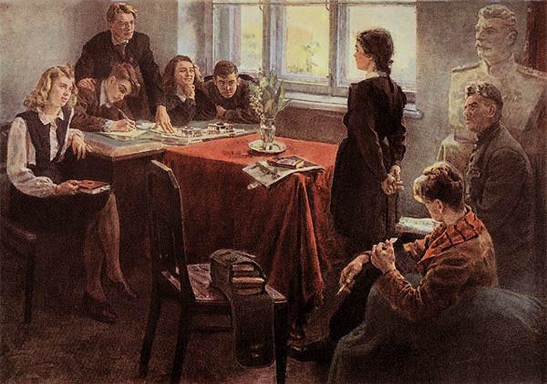 Григорьев Сергей Алексеевич