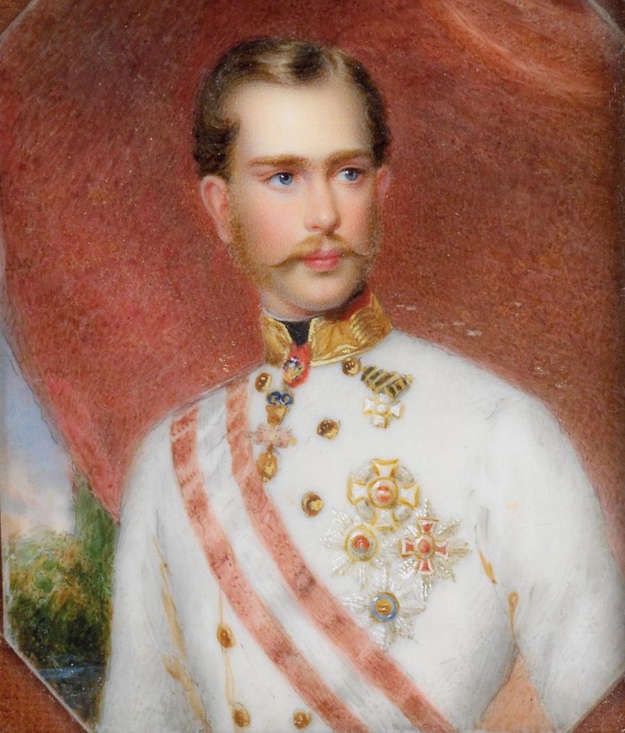 Император Австрии Франциск Иосиф I