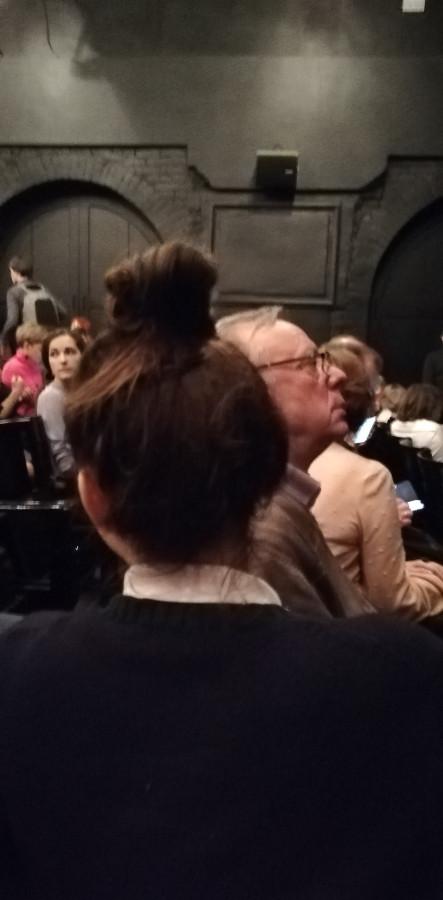причёска для театра