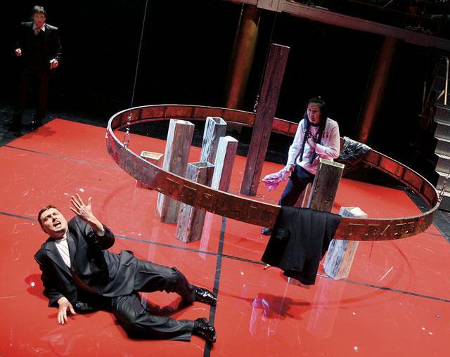 Гамлет датский, российская комедия