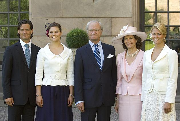 фото королевы швеции с детьми элементам конструкции предъявляются