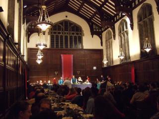 Beautiful Great Hall at Drew U.