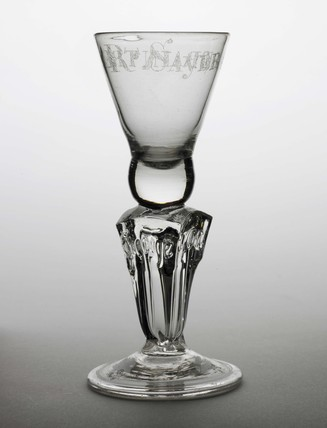 King George Wine Glass