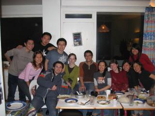 L-R: Byron, Andeline, Melvin, Waikei, Jonathan, Julia, Tzu Wei, I, Marielle, Shan Ru, Jean, Qiao Mei