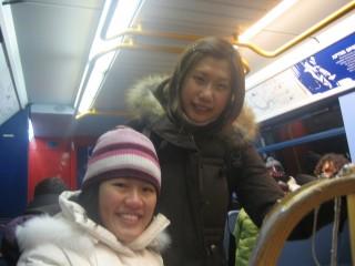 Qiao Mei and Andeline