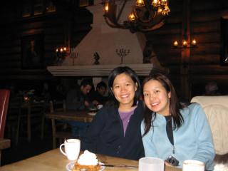 Qiao Mei and I