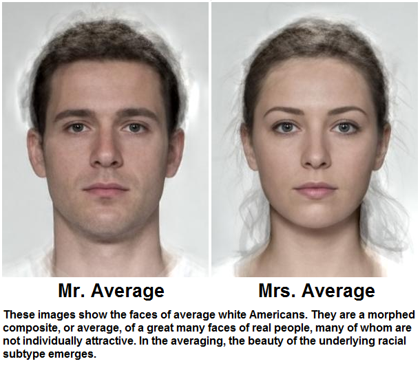 Typical American Person Describe the average A...