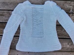 Daenerys Sweater Back