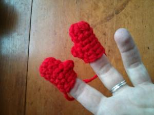 Finger Mittens