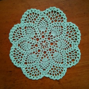 Petit Pineapple Doily