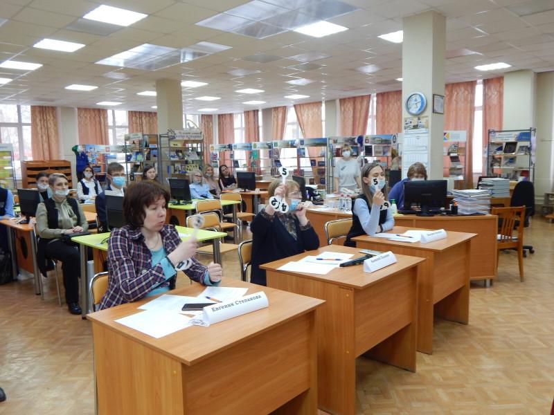 Фото Центральной публичной библиотеки.