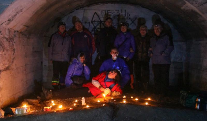 6. апрель 2019 - Дидинский тоннель