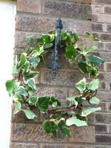 Midwinter wreath