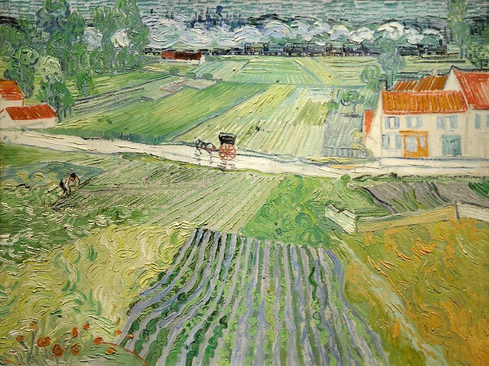 Van Gogh 1890