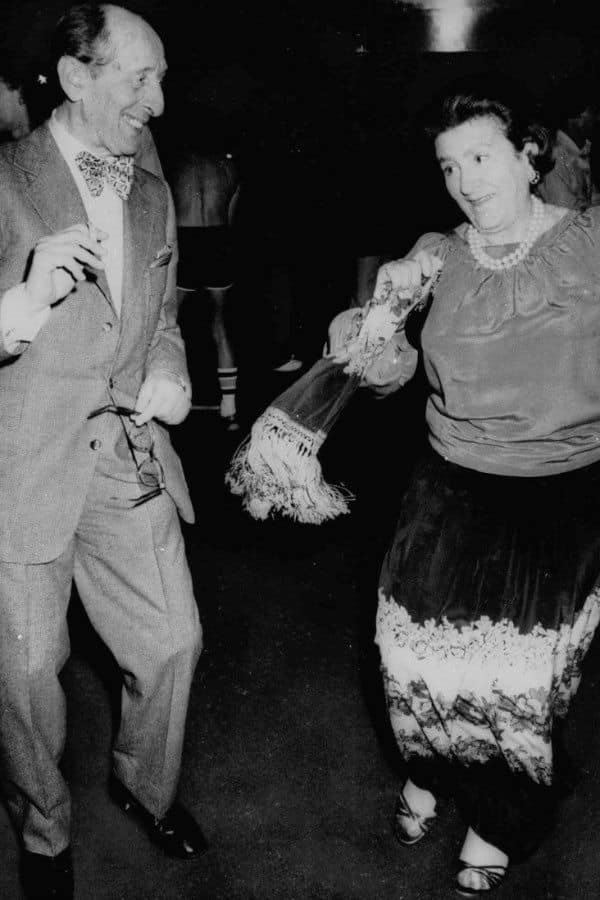 Horowitz dansing 1