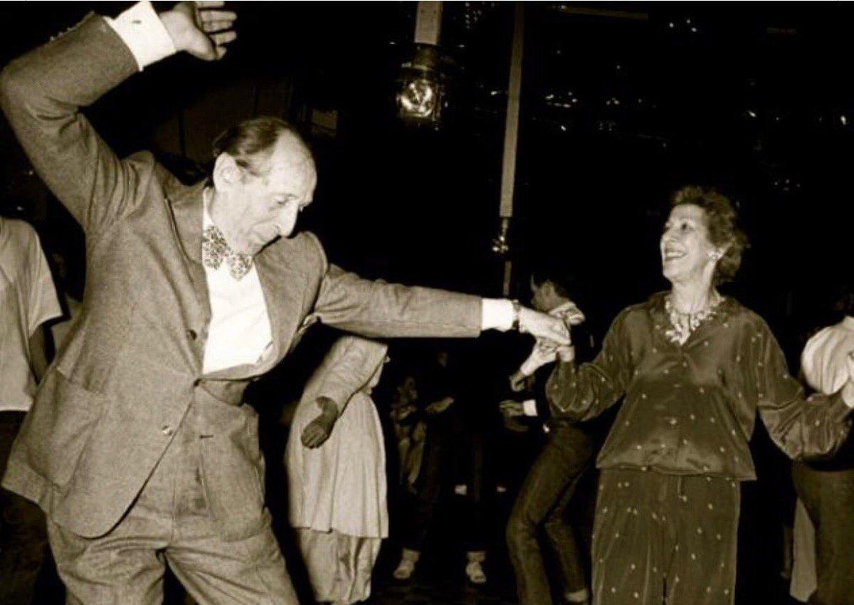 Horowitz dansing 2