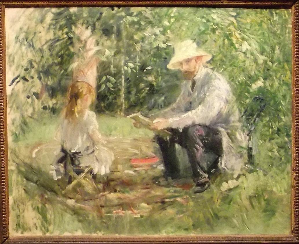 Morisot_Manet1