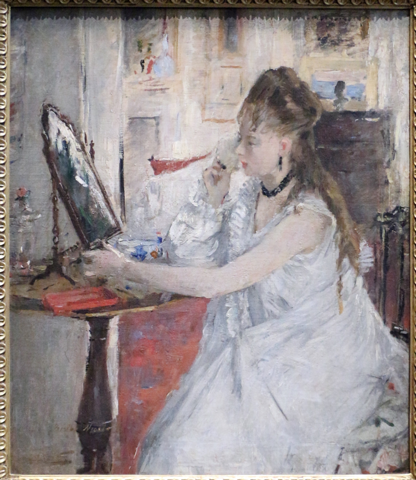 Morisot_mirror1_1877