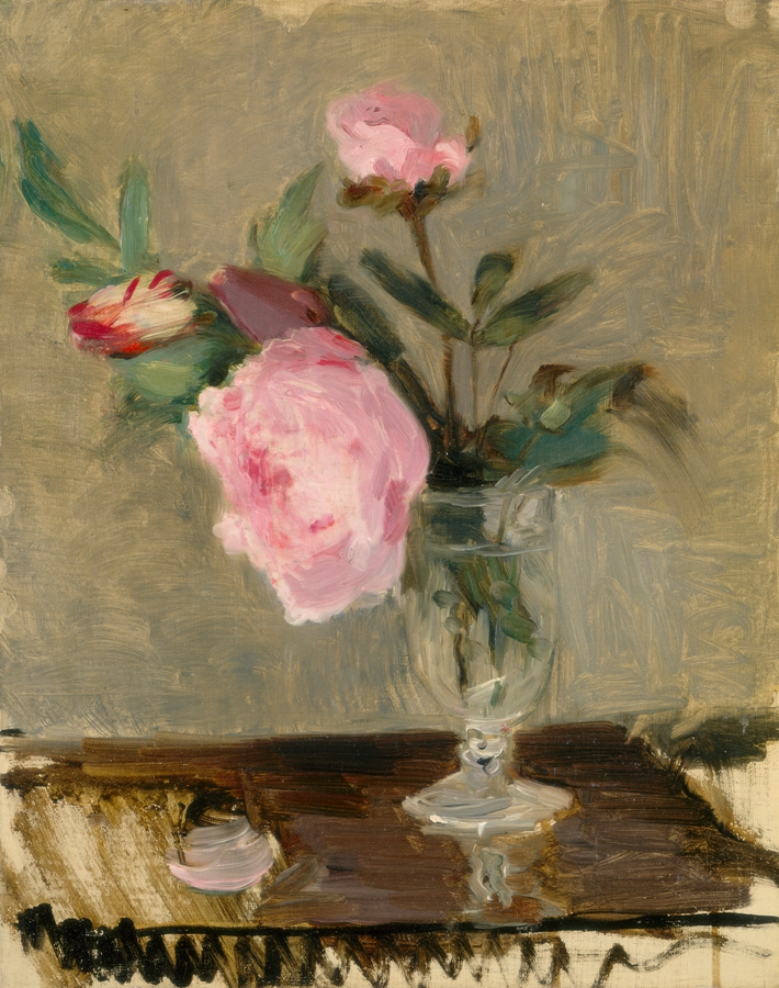 Morisot Peonies 1869a