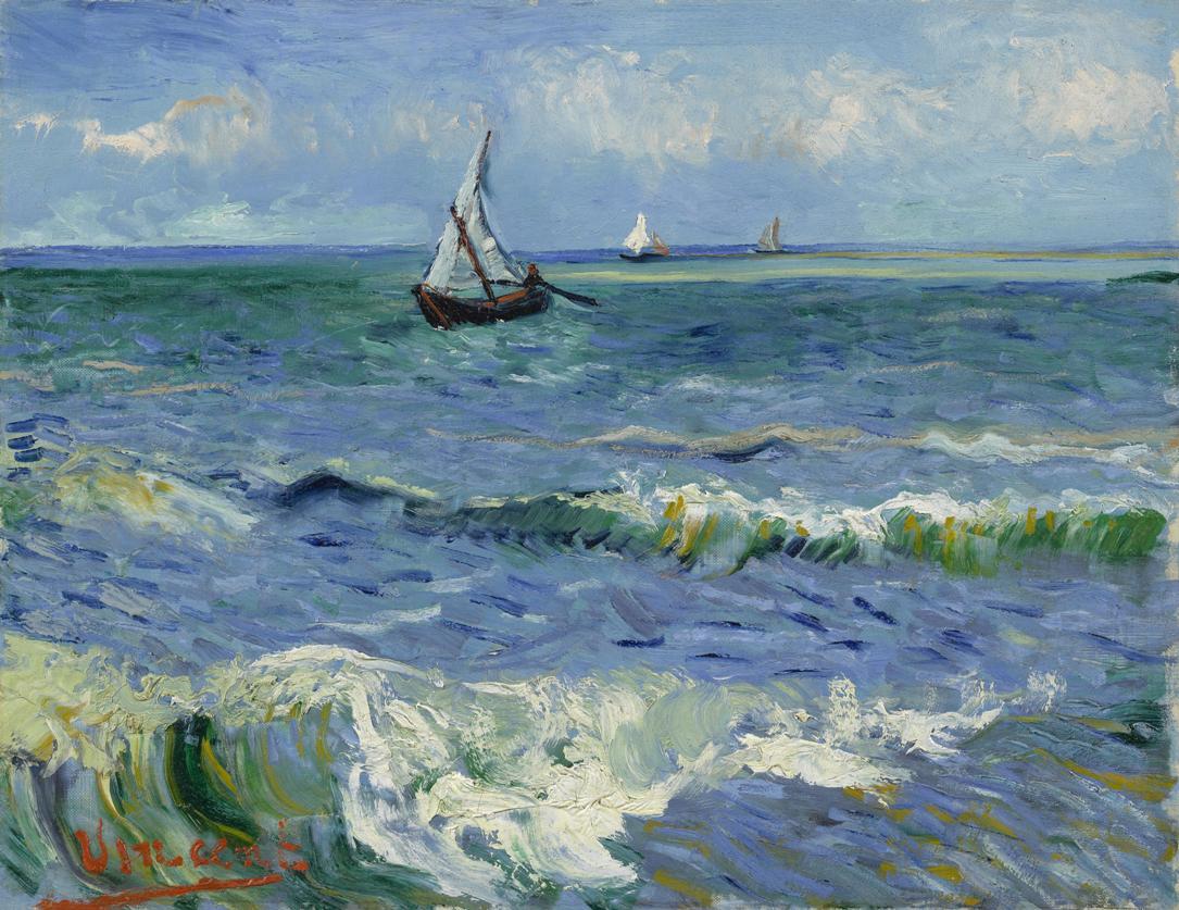 Van Gogh 1888 sea3a