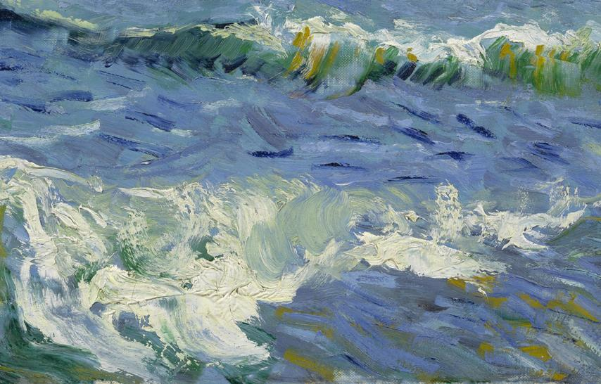Van Gogh 1888 sea3b