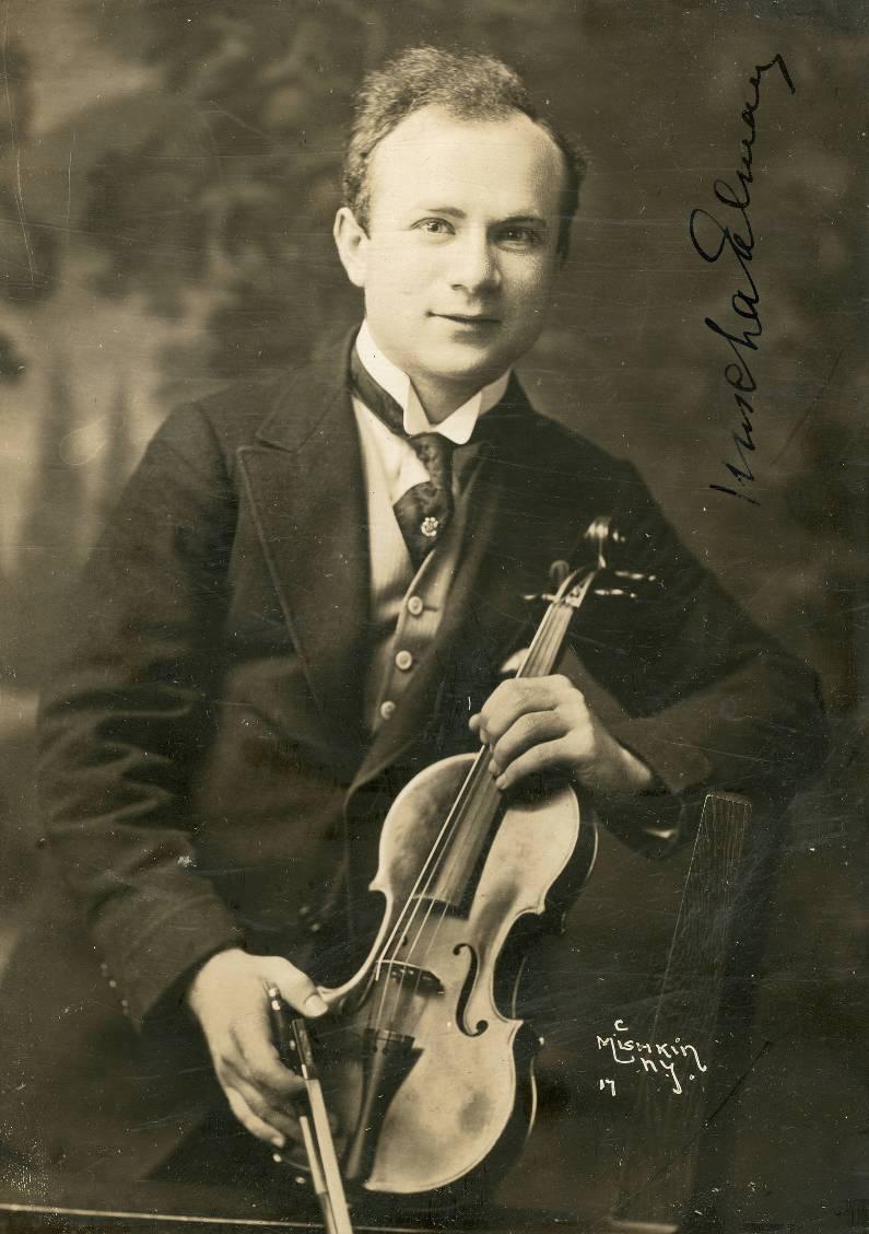 Mischa_Elman_1918