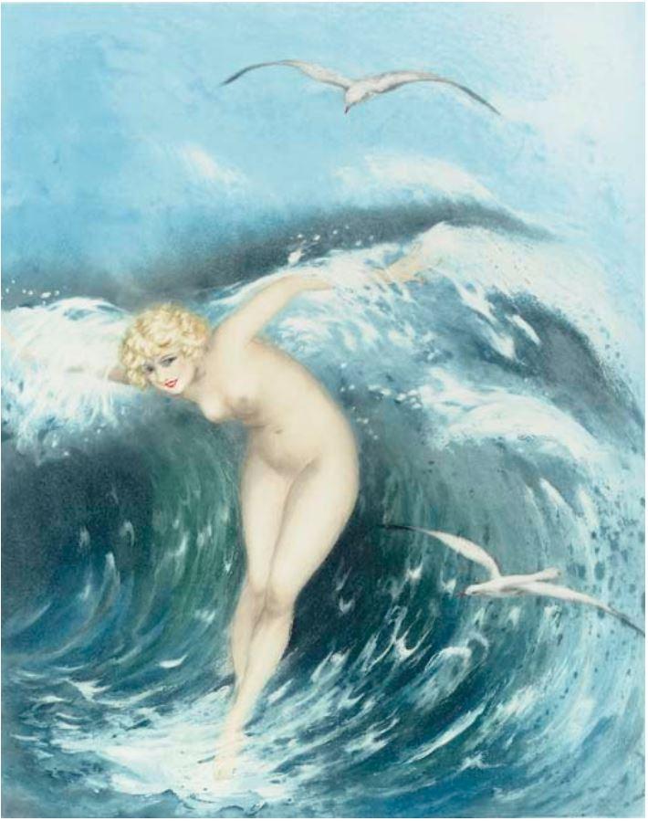 Icart_Venus_in_the_waves3