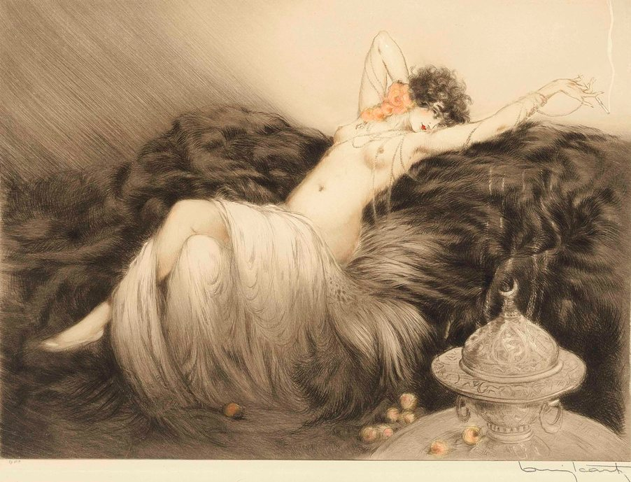 louis_icart_smoke_1926a