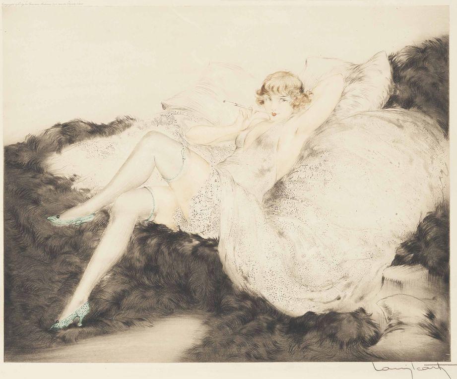 louis_icart_white_underwear_1925b