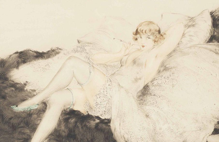 louis_icart_white_underwear_1925c
