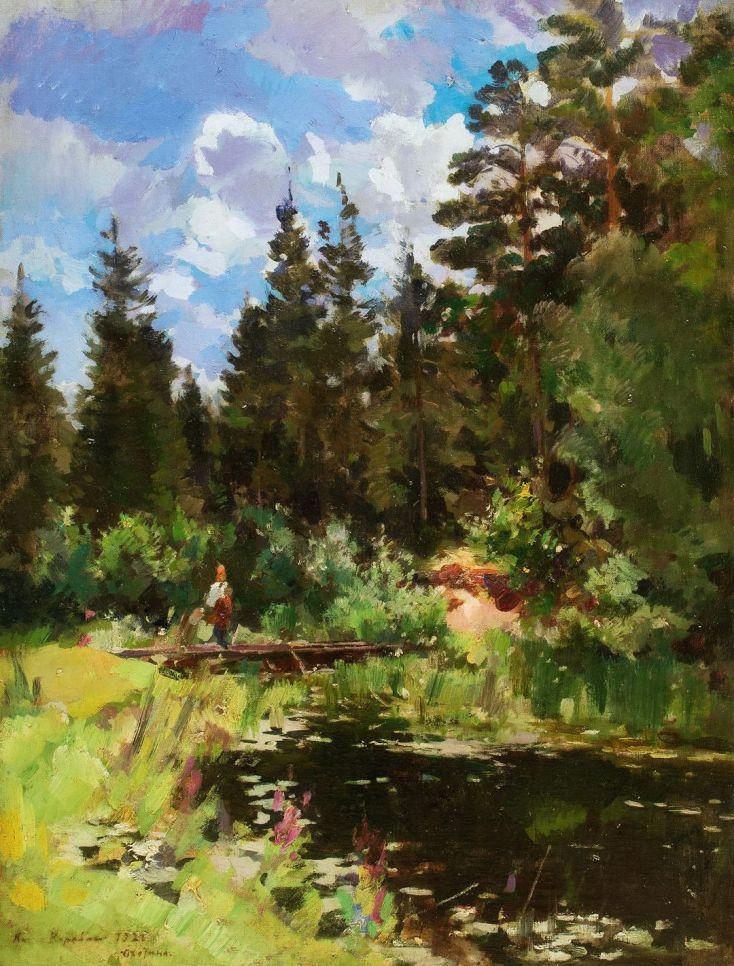 Выставка Коровина из частных коллекций Korovin7b