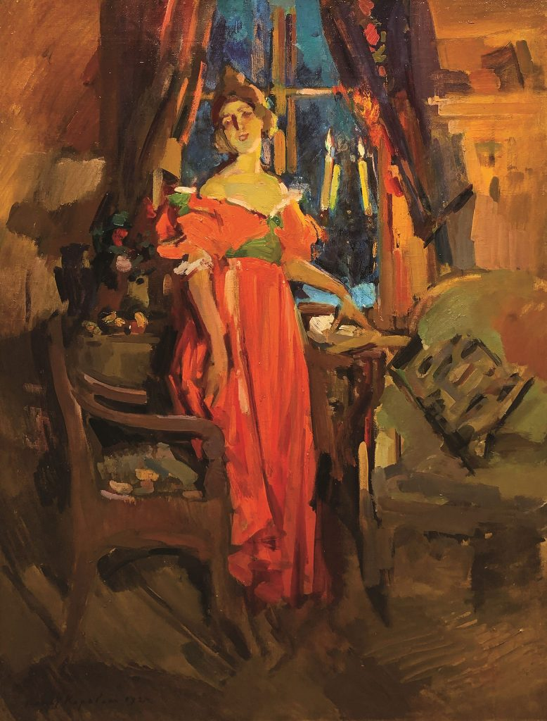 Выставка Коровина из частных коллекций Korovin8a