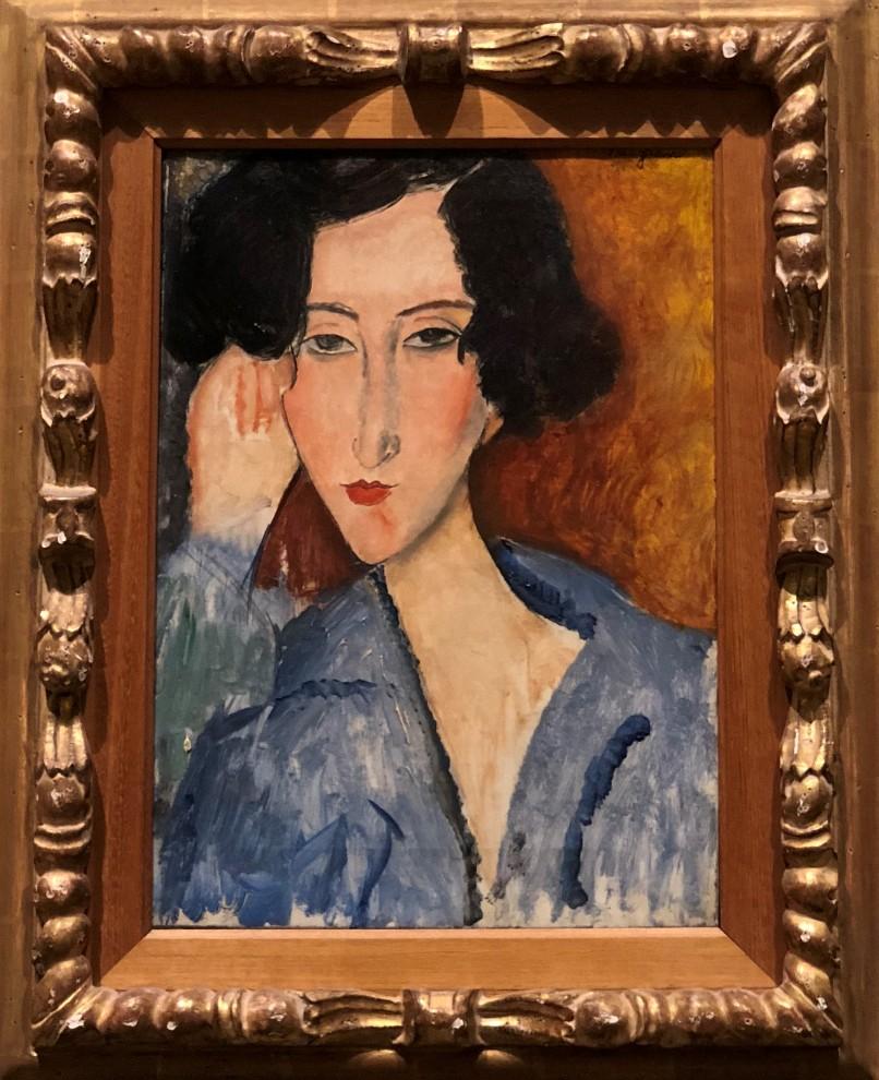 Modigliani_Osterlind 1919a