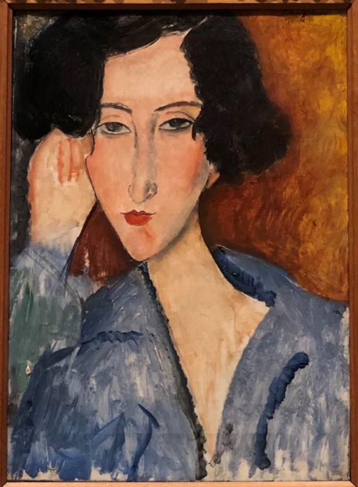 Modigliani_Osterlind 1919b