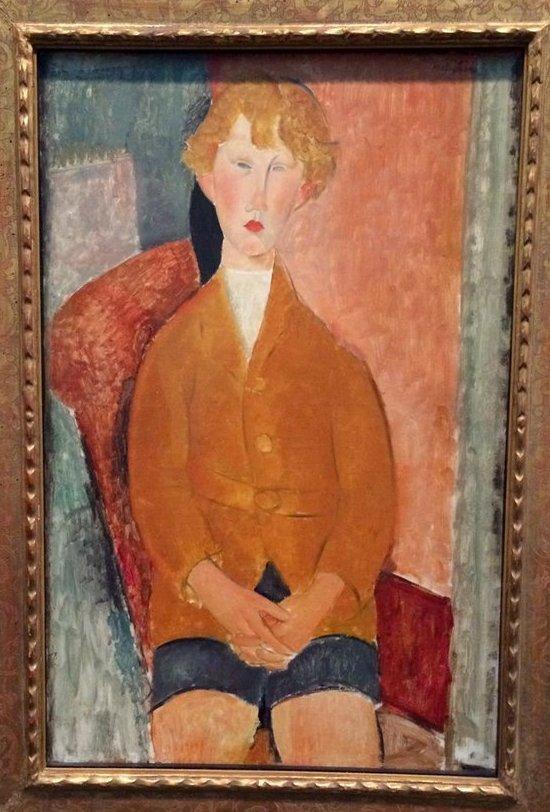 Modigliani_Nanic Osterlind_1919a
