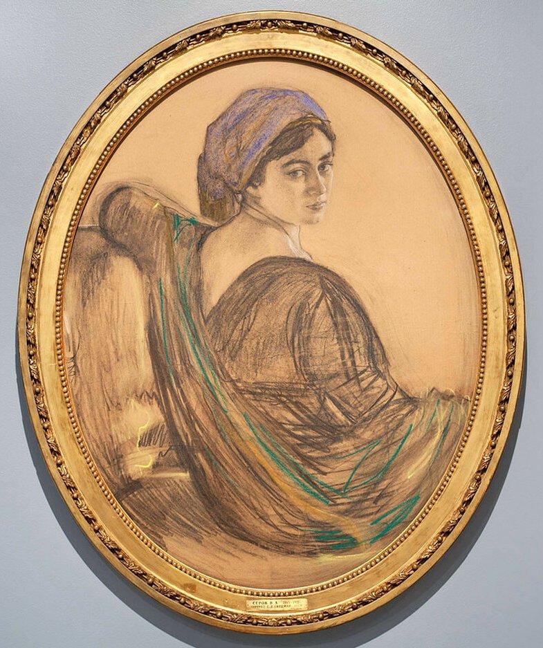 Serov_Girshman_1911a