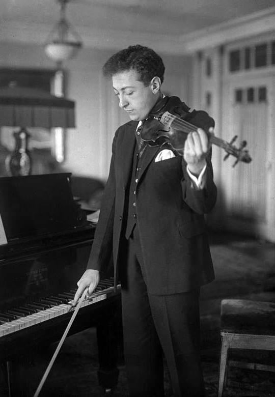 Yascha Heifetz