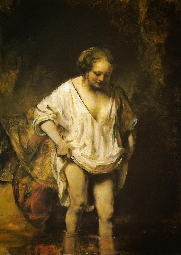 Rembrandt_woman