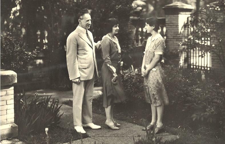 GabrilowitschFamily1936