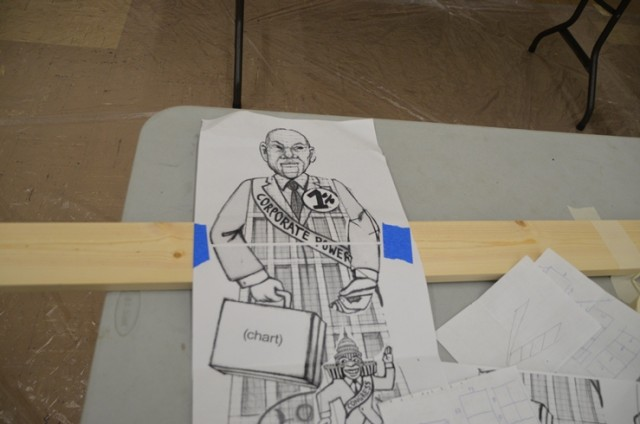 Евгения Чирикова: Другая Америка - в гостях у Occupy
