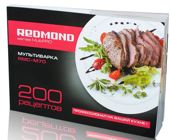 120 рецептов для мультиварки redmond m110 скачать