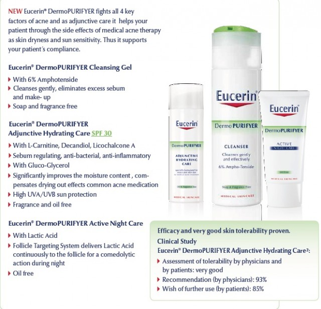 A Little Overview About Eucerin Being An Innovative Skin Care Line Against Acne It Is Dedicated To Constantly Research And Produce Up To Date And