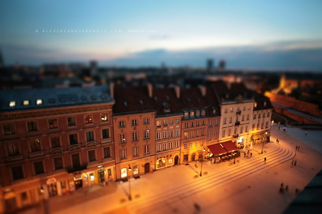 Варшава 2009г.