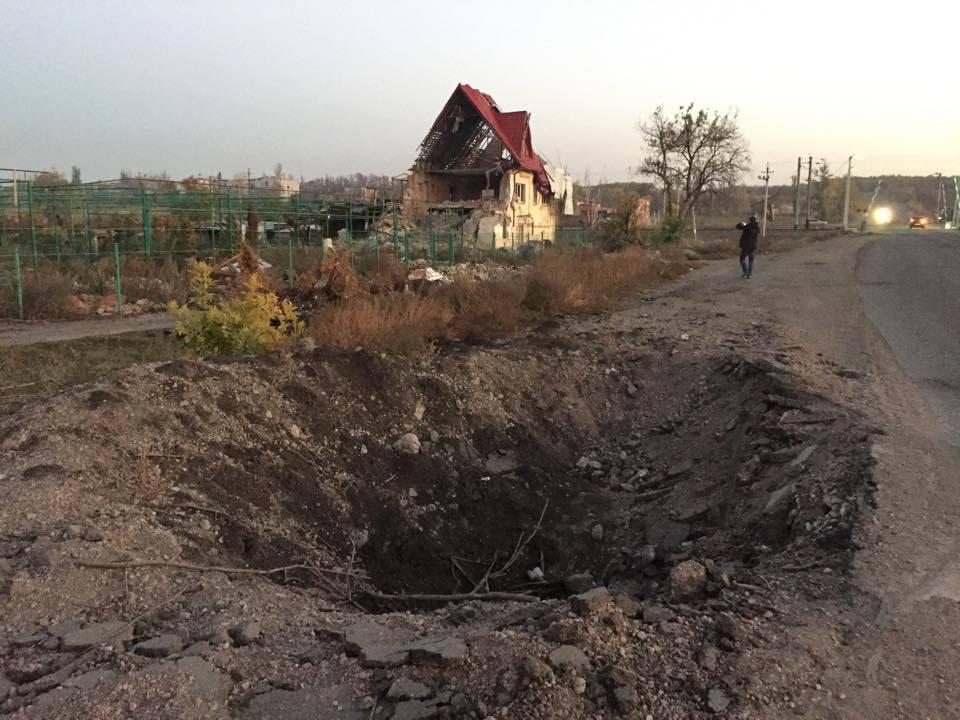 Славянск, 21.10.2014
