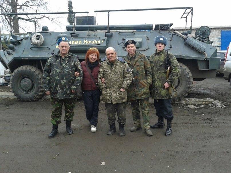 Старобельск,апрель 2015